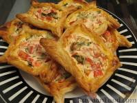 Рецепт Итальянские пирожки с рикоттой