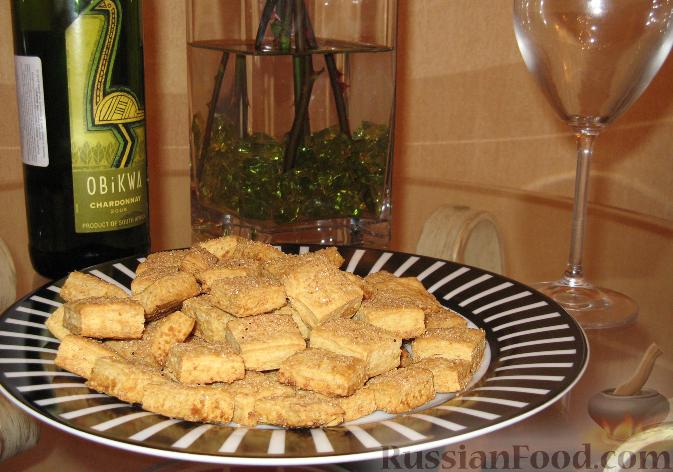 Рецепт Масляное печенье под белое вино - душа поет