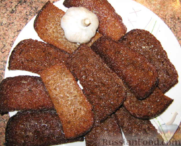 "Фото приготовления рецепта: Бутерброды ""Рио-Гранде"" - шаг №1"