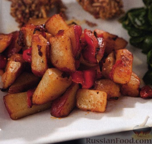 Рецепт Картошка с паприкой
