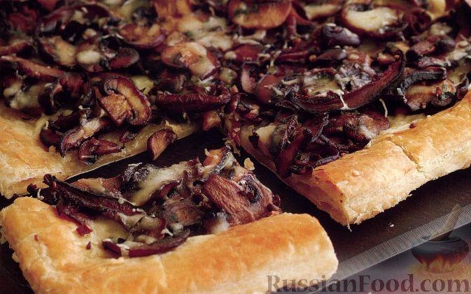 Фото приготовления рецепта: Насыпной яблочный пирог - шаг №7