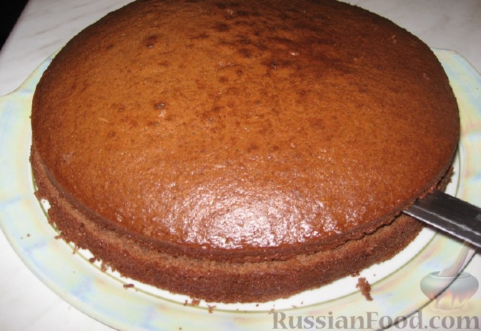 Рецепт тортов прага с фото