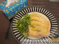 Фото к рецепту: Ленивая семга