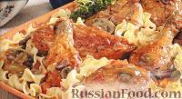 Фото к рецепту: Курица по-деревенски