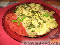"""Фото к рецепту: Картошка """"по-простому"""""""