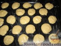 Фото приготовления рецепта: Профитроли (заварные пирожные) - шаг №2