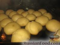 Фото приготовления рецепта: Профитроли (заварные пирожные) - шаг №3