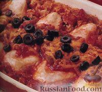 "Фото к рецепту: Куриные грудки ""по-испански"""