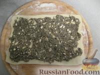 Фото приготовления рецепта: Палочки с тапенадой - шаг №4