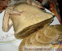 Фото к рецепту: Фаршированная шейка
