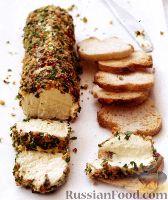Фото к рецепту: Пряный сыр с орехами