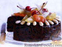 Фото к рецепту: Рождественский пирог
