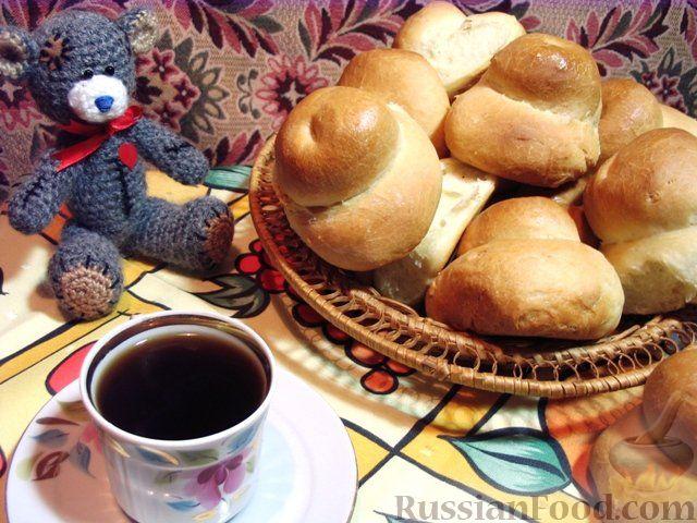 Рецепт Булочки твейбак (цвибак, твибак)