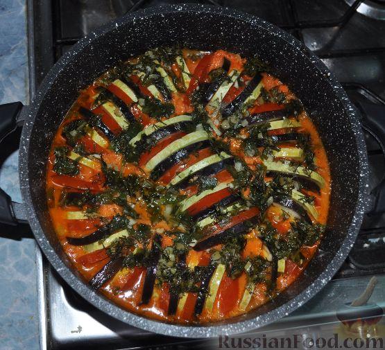 Блюда из баклажанов рецепты с фото мультиварка