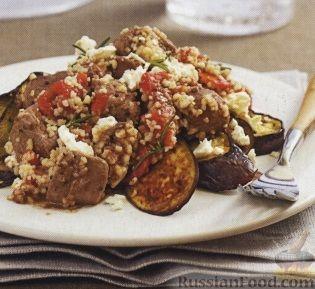 Фото приготовления рецепта: Щи из свежей капусты с пшеном и свининой - шаг №1