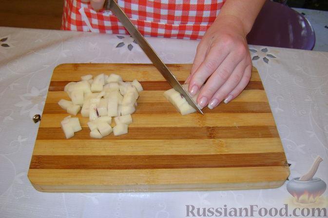 суп грибной с шампиньонами рецепт приготовления