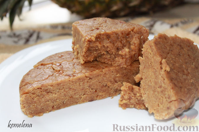 Рецепт Рфис (rfis) - восточная сладость
