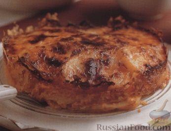 Рецепт Картофель, запеченный слоями