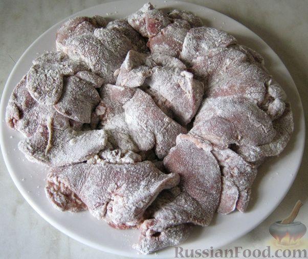 рецепт как приготовить печень куриную