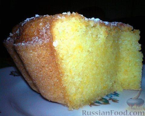 рыжий торт фото