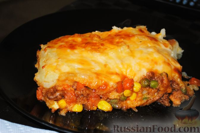 Рецепт Шепардский пирог