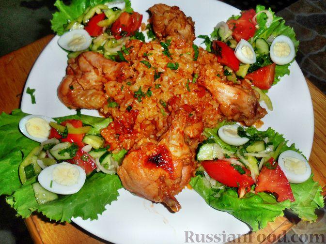 Рецепт Плов Бириани