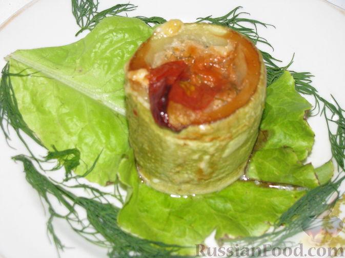 вкусное блюдо с фаршем фото рецепт