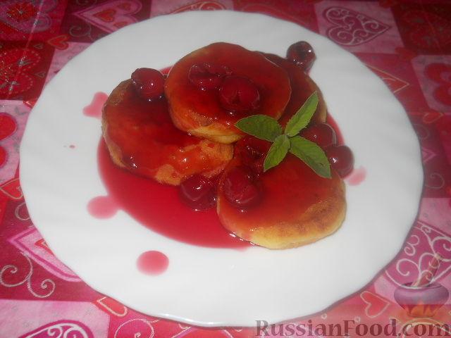 Фото приготовления рецепта: Постное желе из чая каркаде - шаг №6