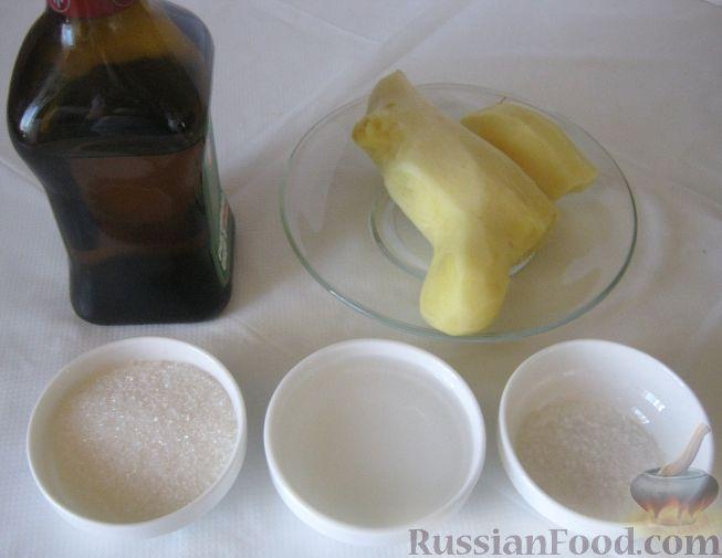 Как приготовить маринованный имбирь