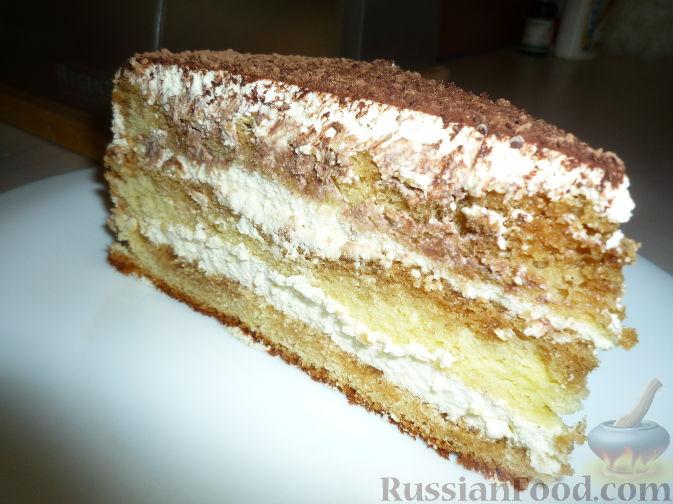 простые торты с творогом рецепты с фото в домашних условиях