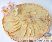 Фото к рецепту: Цветаевский яблочный пирог