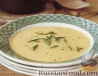 Фото к рецепту: Картофельный суп-пюре