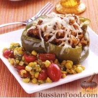 Фото к рецепту: Фаршированный перец