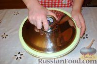 Фото приготовления рецепта: Салат из свежей капусты с растительным маслом и уксусом - шаг №5