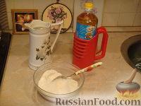 Фото приготовления рецепта: Мчади поджаренные - шаг №1