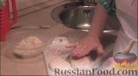 Фото приготовления рецепта: Мчади поджаренные - шаг №4
