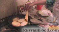 Фото приготовления рецепта: Мчади поджаренные - шаг №6