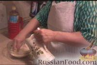 Фото приготовления рецепта: Мчади поджаренные - шаг №2