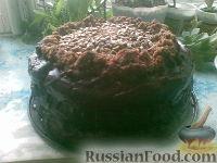 Фото к рецепту: Торт «Поль Робсон»