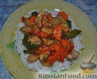 Фото к рецепту: Свинина по-гавайски