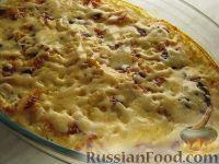Фото приготовления рецепта: Картофель, запеченный в духовке с сыром - шаг №10