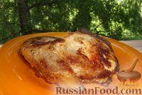 Фото к рецепту: Жареная свиная корейка