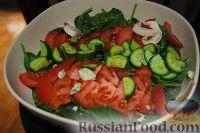 Фото к рецепту: Салат-гарнир
