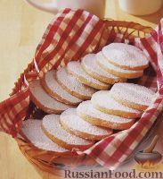 Фото к рецепту: Песочное печенье