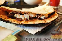 Фото к рецепту: Говядина по-гречески