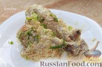 Фото к рецепту: Курица с фенхелем