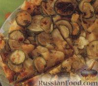 Фото к рецепту: Овощная тортилья