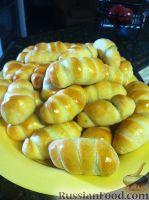 Фото к рецепту: Копченые колбаски в тесте