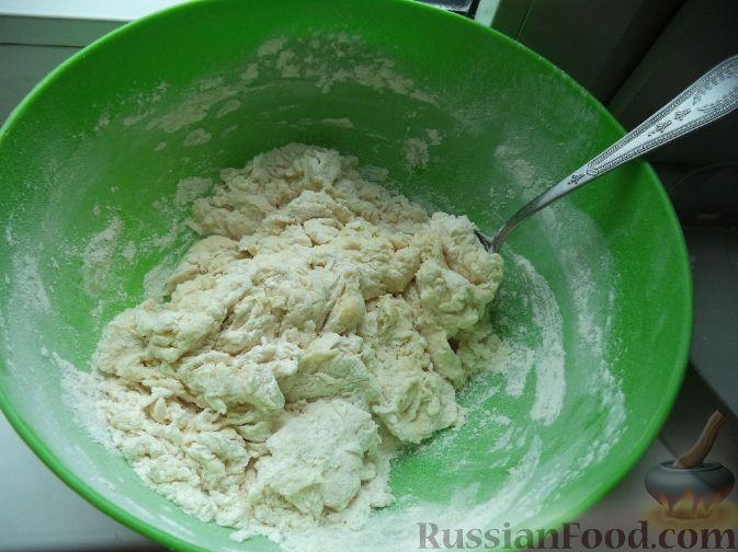 Фото приготовления рецепта: Желе из каркаде, с ломтиками мандарина - шаг №2