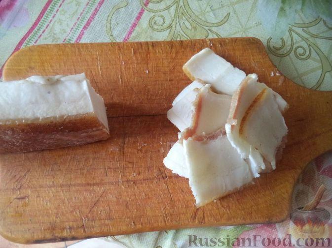 картофель запеченный с грудинкой в духовке рецепт